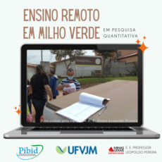 Alguns números sobre o ensino remoto na comunidade de Capivari – Parte 1